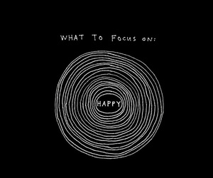happy, wallpaper, and focus image