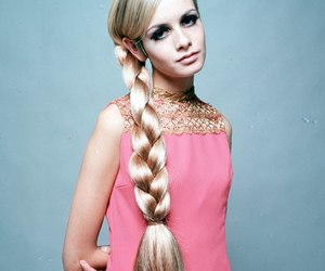twiggy, model, and pink image