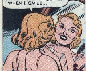 comic, funny, and retro image
