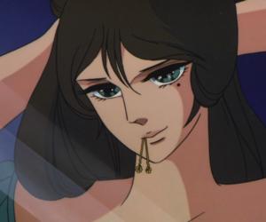 90s, anime, and oscar image