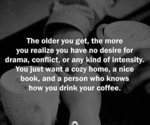 coffee, introvert, and couple image