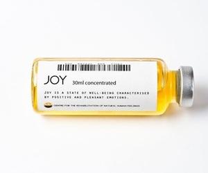 joy and yellow image