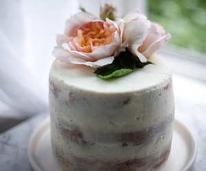 apricot, cake, and food image