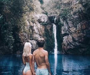 boyfriend, travel, and view image