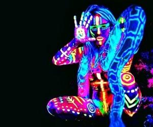 neon and kesha image