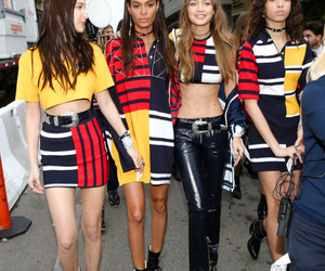 models and tommy hilfiger image