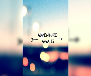 adventure, excitement, and feeling image