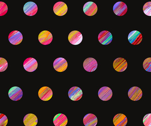 colors, dots, and patters image