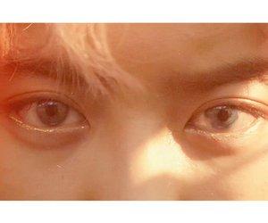 exo, eyes, and korea image