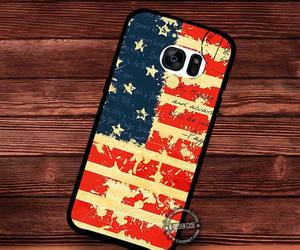 american flag, Letter, and phone cases image