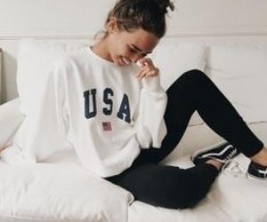 fashion, style, and usa image