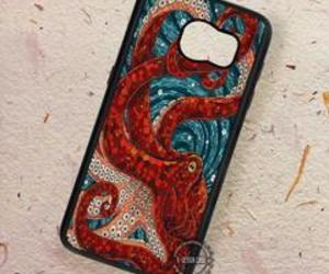 mosaic, octopus, and phone cases image