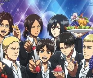 anime, Erwin, and kawaii image
