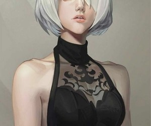2b and nier automata image