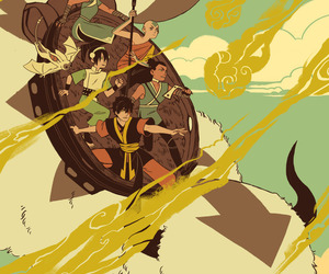 avatar, zuko, and sokka image
