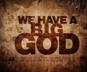 god, big, and jesus image