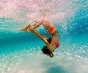 beautifull, sea, and summer time image