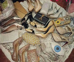 heels, shoes, and trousseau image