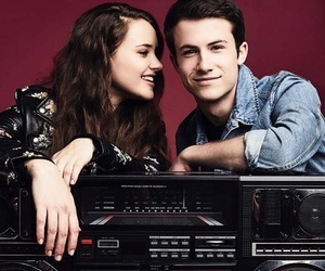 13 reasons why, dylan minnette, and netflix image