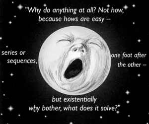 existentialism, sayings, and life image