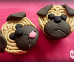 cupcake and animal image