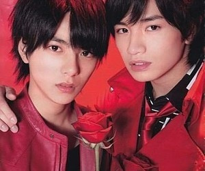 sexy zone, kento nakajima, and shori satou image