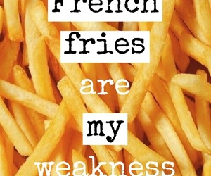 easel, French Fries, and hungry image