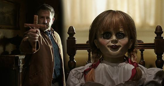 annabelle 2 and annabelle creation image