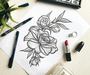 art, picture, and draw image