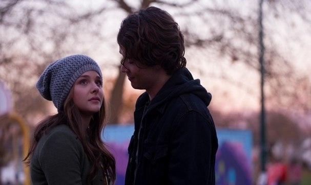 if i stay, movie, and mia image