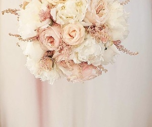 bouquet, lovely, and decoration image