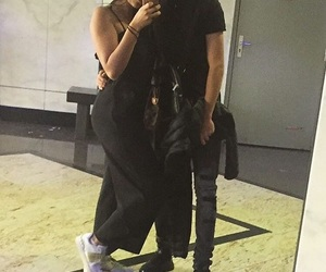 clothes, couple, and outfit image