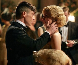 love, tommy shelby, and cillian murphy image