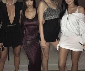 celebs, kim kardashian, and tumblr image