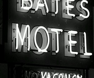 bates motel, Psycho, and motel image