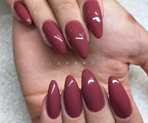 hands, idea, and nails image