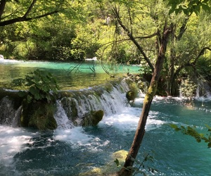 beautiful, Croatia, and nature image