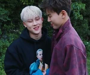 jooheon, shownu, and monsta x image