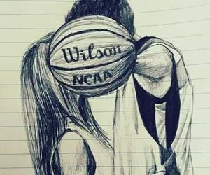 Basketball and boy image