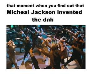dance move, fact, and king of pop image