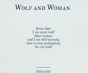 quote, feminism, and woman image