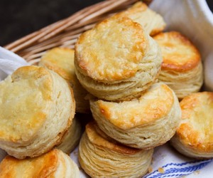 baking, biscuits, and cooking image