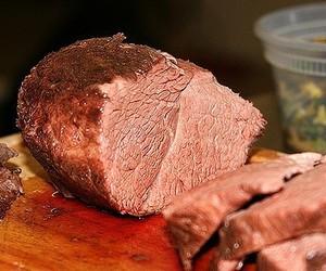 beef, food, and foodie image