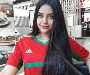 girl, morocco, and marocaine image