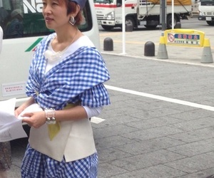 fashion, japan, and street style image
