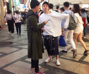 fashion, japan, and japanese fashion image