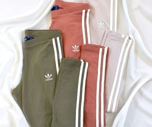 adidas, babe, and colors image