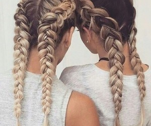 Best, hairstyle, and twins image