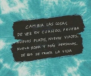 frases, text, and viajes image