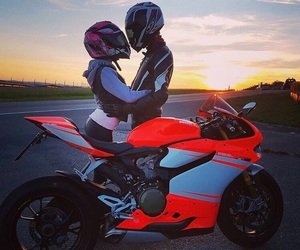 bike and ducati image